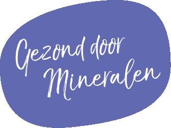 logo gezond door mineralen